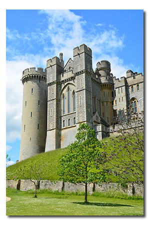 Arundel Castle, West Sussex England
