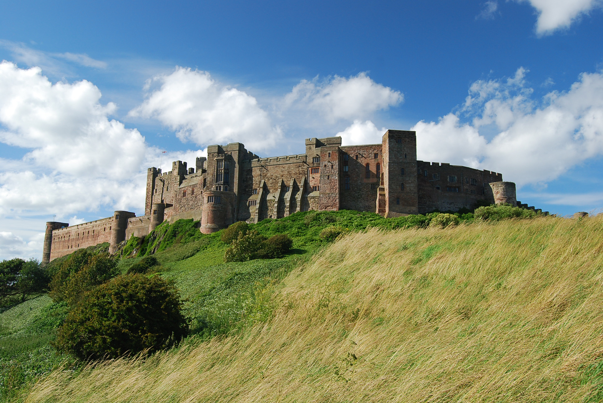 bamburgh castle - photo #12