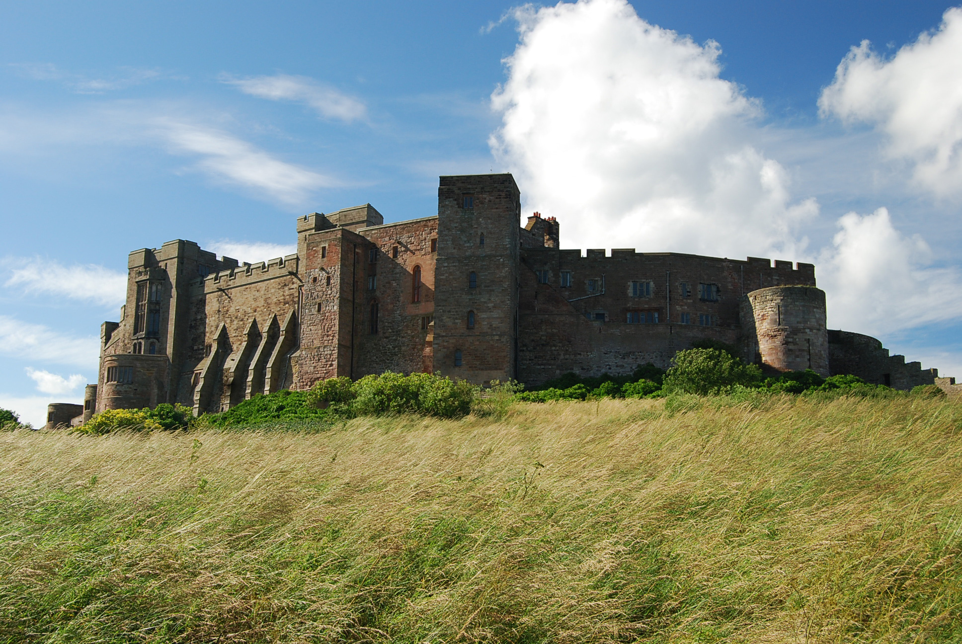 bamburgh castle - photo #19