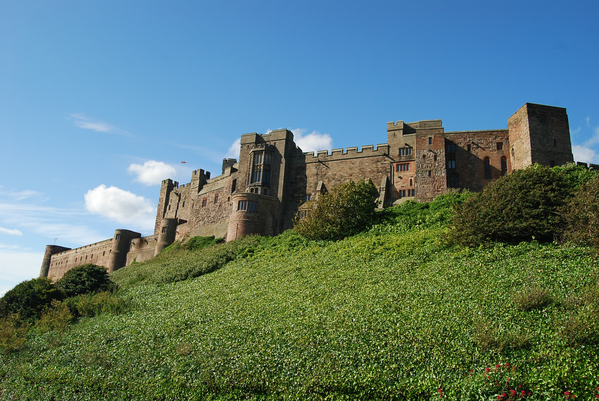 bamburgh castle - photo #37