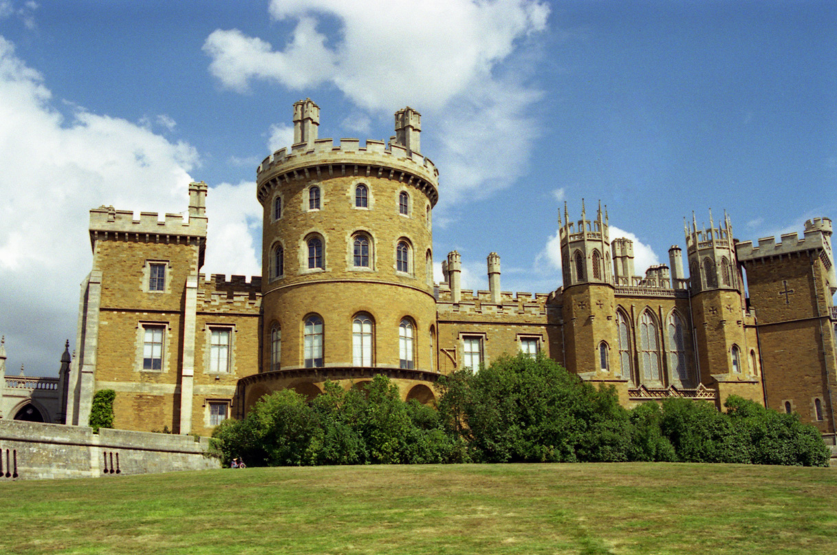 New To You >> Great Castles - Gallery - Belvoir Castle - Leicestershire ...