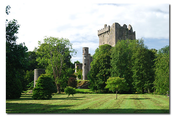 Blarney Castle, County Cork Ireland