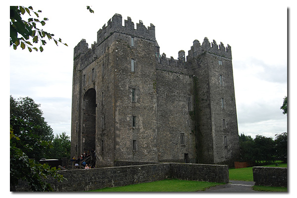Bunratty Castle, County Clare Ireland