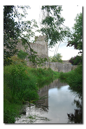 Cahir Castle, County Tipperary Ireland