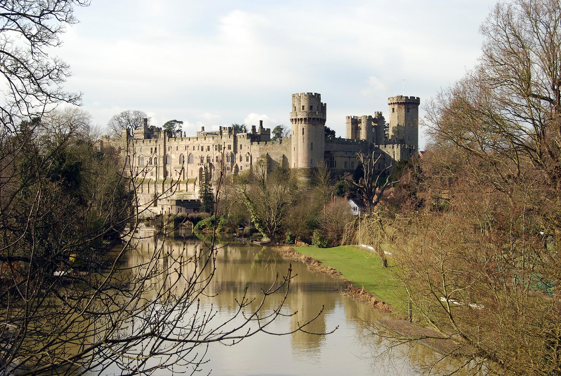 Great Castles - Ghost Tower of Warwick Castle
