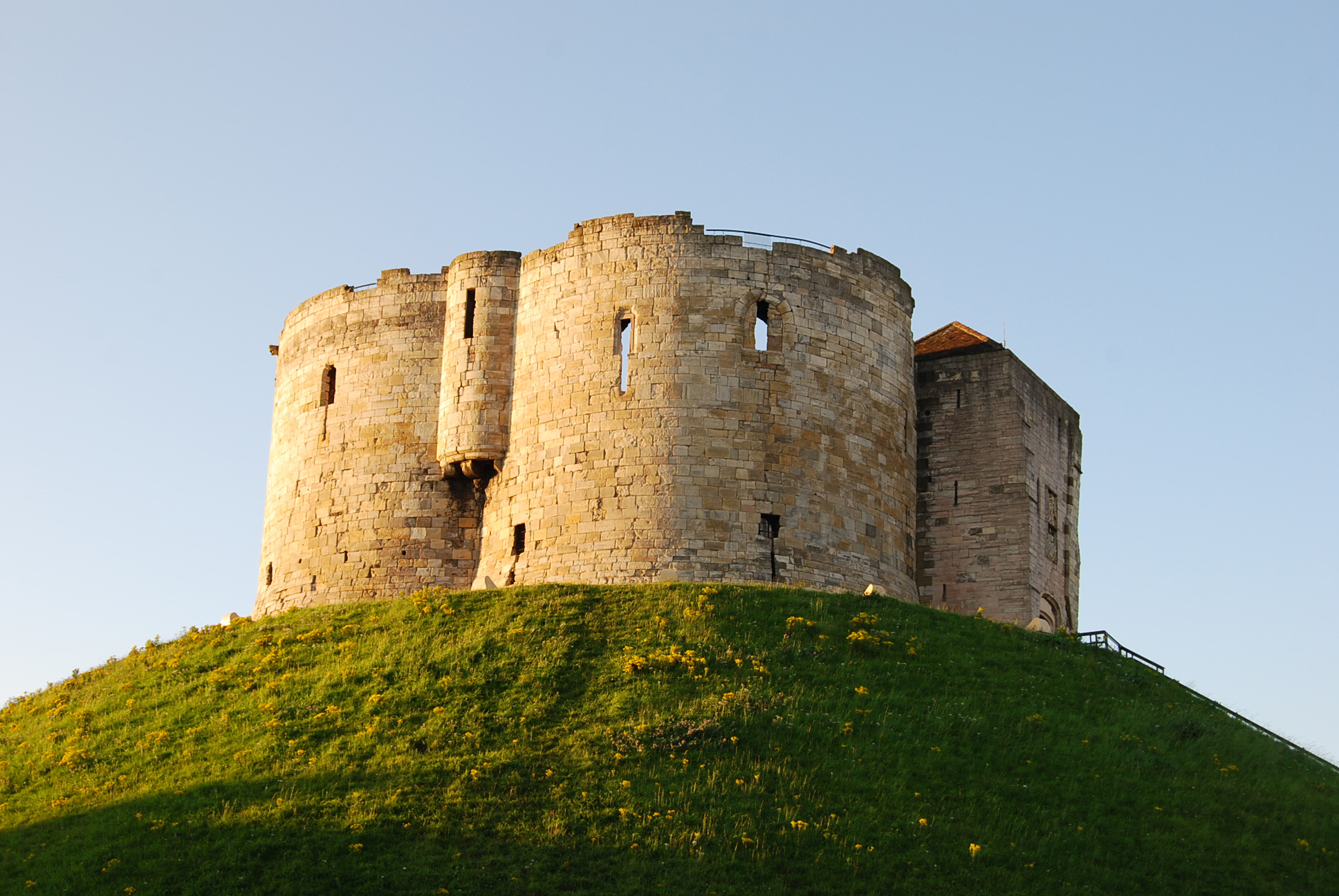York Castle (Clifford's Tower)