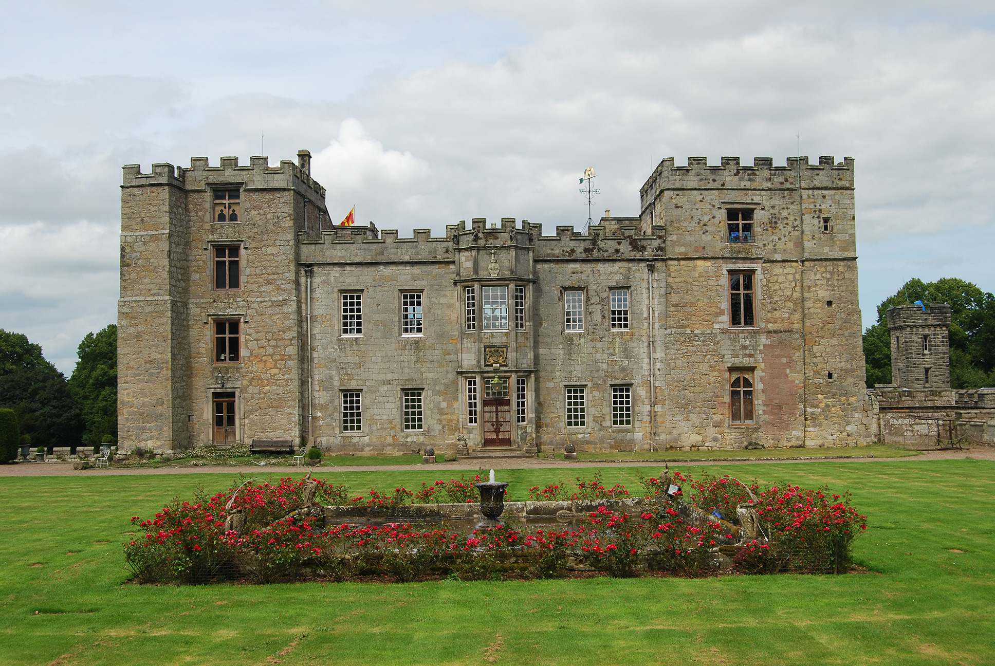 Great Castles - Gallery - Chillingham Castle