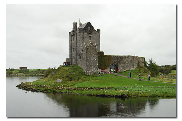 Dunguaire Castle, County Galway Ireland