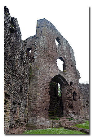 Grosmont Castle, Monmouthshire Wales