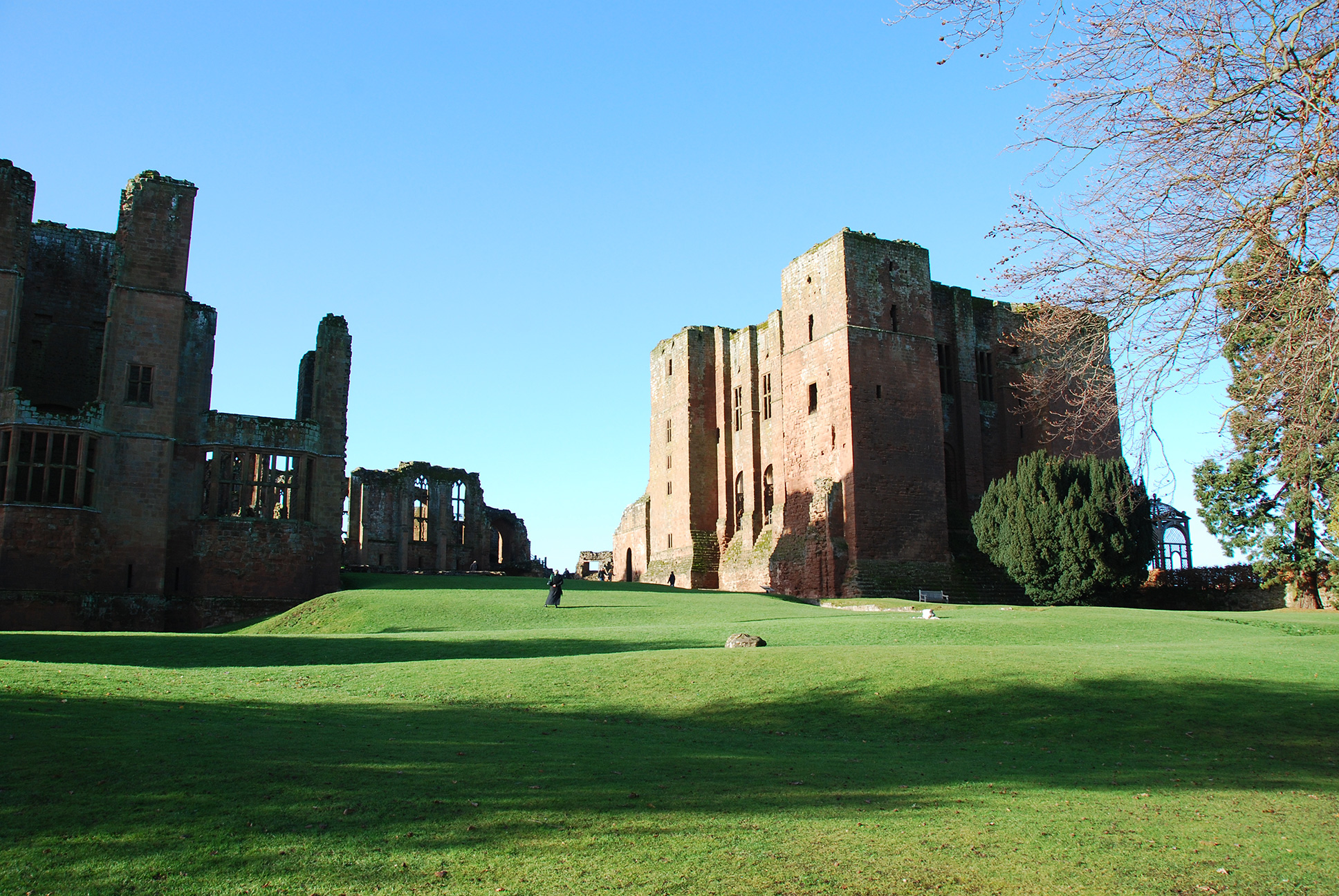 Great Castles - Gallery - Kenilworth Castle - Warwickshire