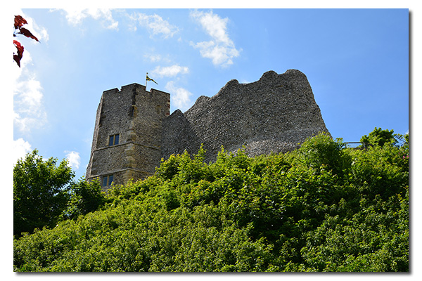 Lewes Castle, East Sussex England