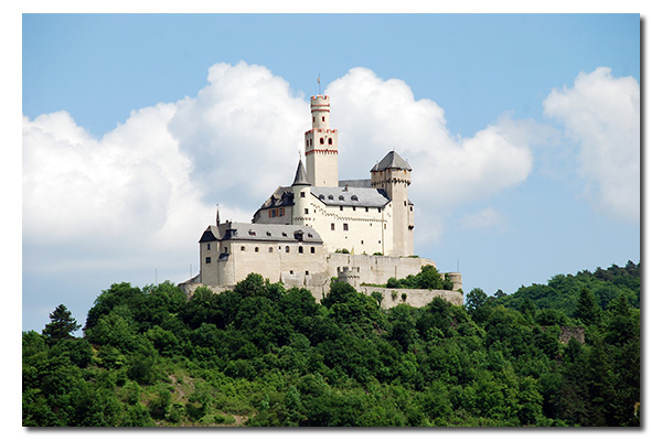 The Marskburg, Rheinland-Pfalz Germany
