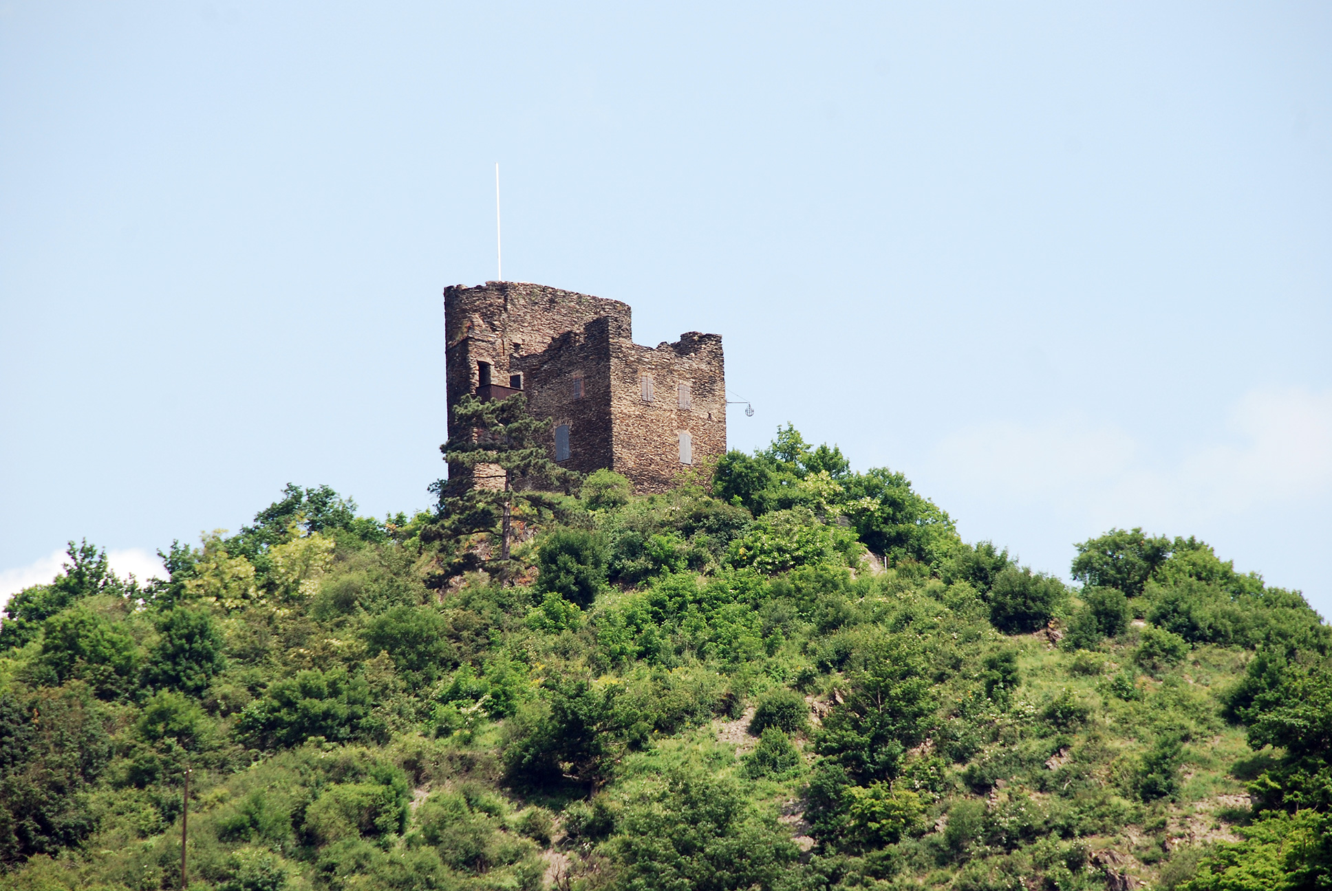 Great Castles - Gallery - Burg Nollig - Hessen Germany