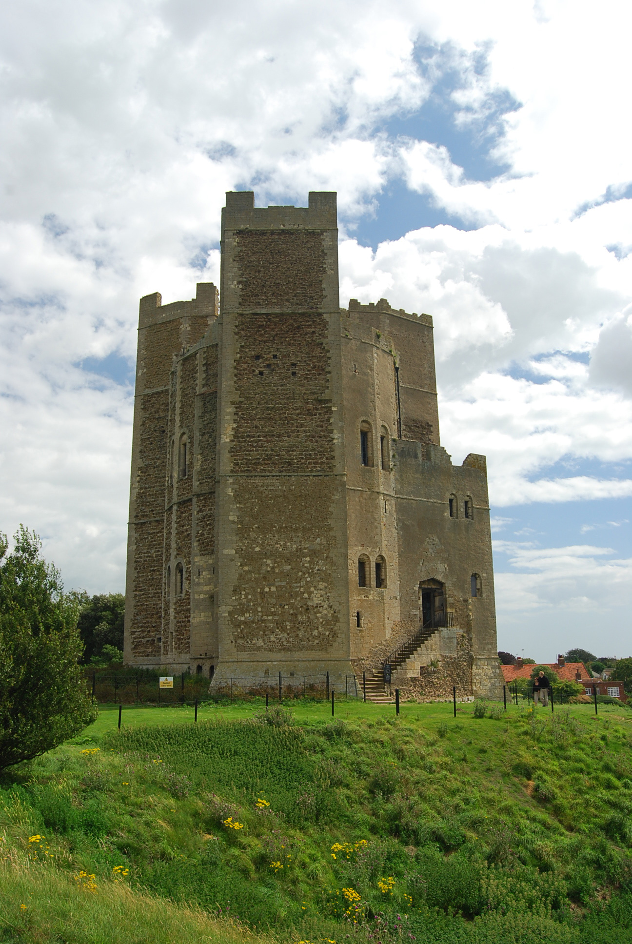 Great Castles Gallery Orford Castle Suffolk England