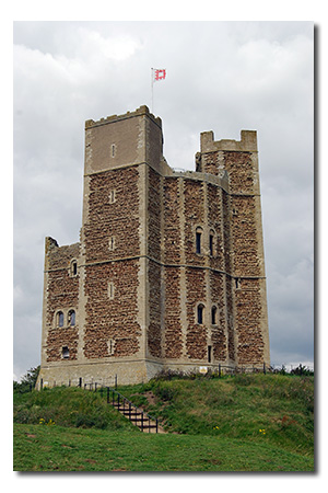 Orford Castle, Suffolk England