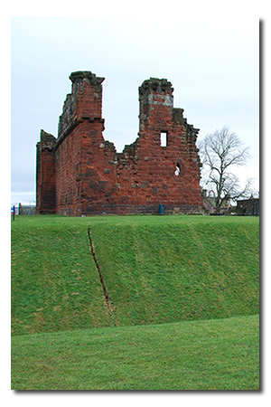 Penrith Castle, Cumbria England