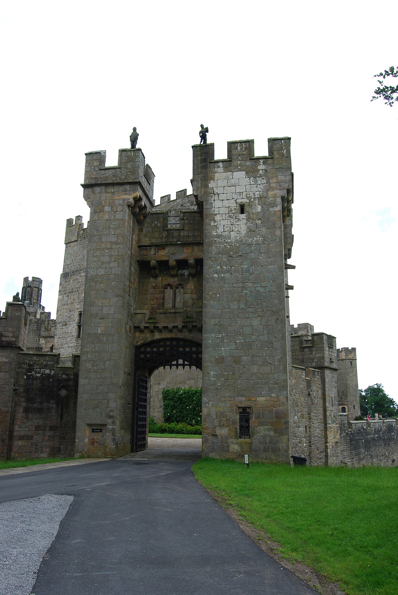 Raby Castle, County Durham England