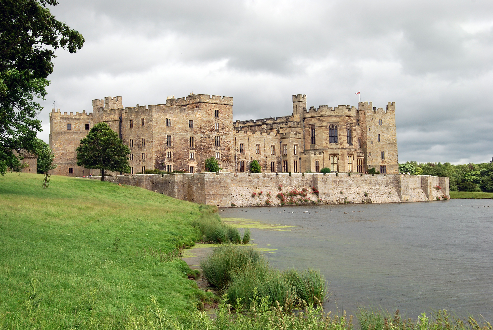Great Castles - Gallery - Raby Castle - County Durham England
