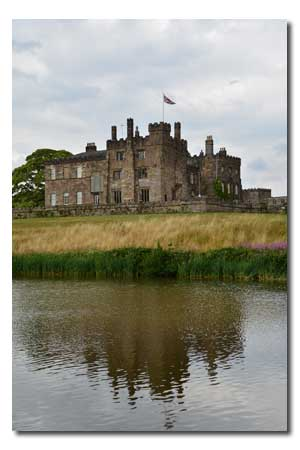 Ripley Castle, North Yorkshire England