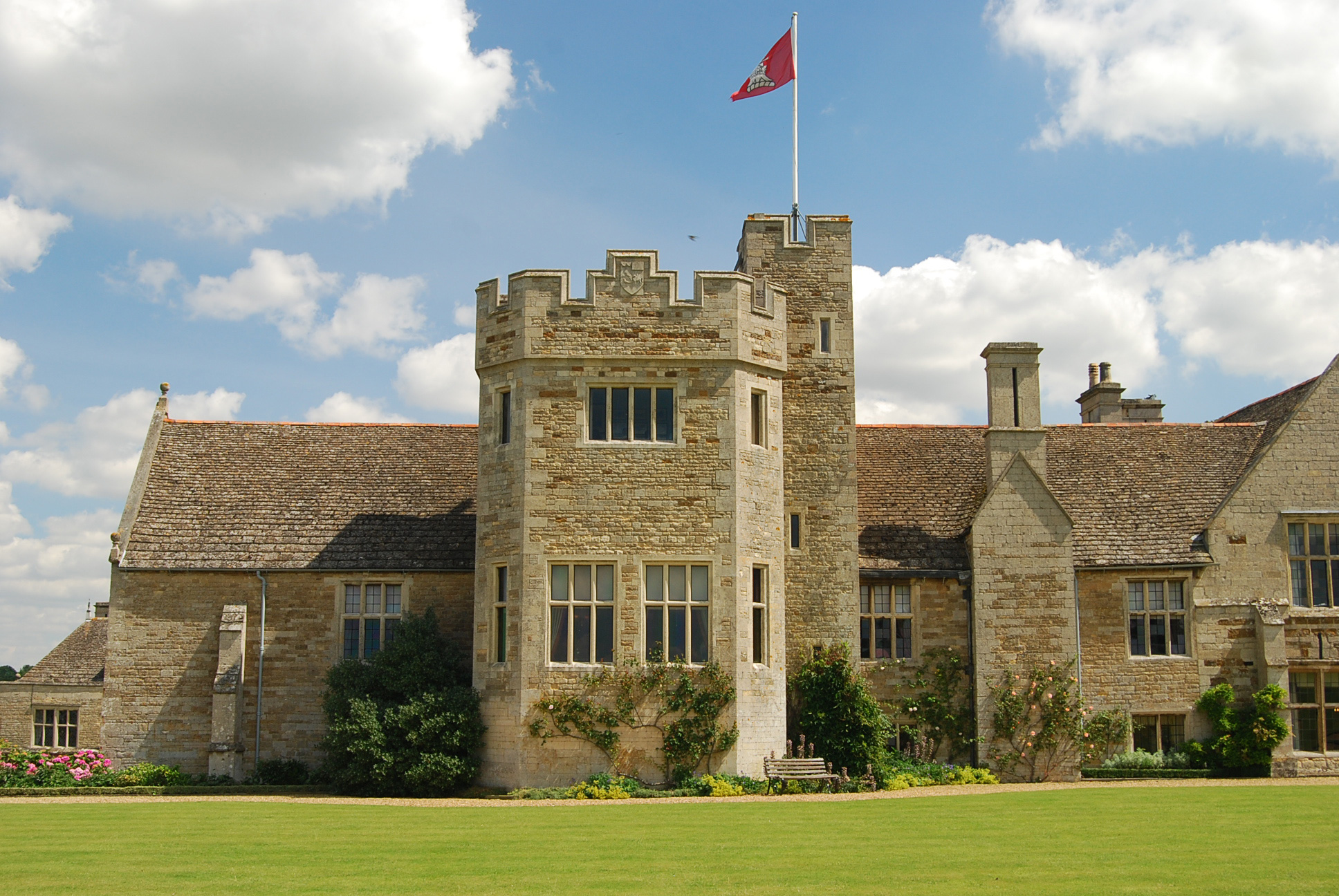 Great Castles - Gallery - Rockingham Castle - Northamptonshire England