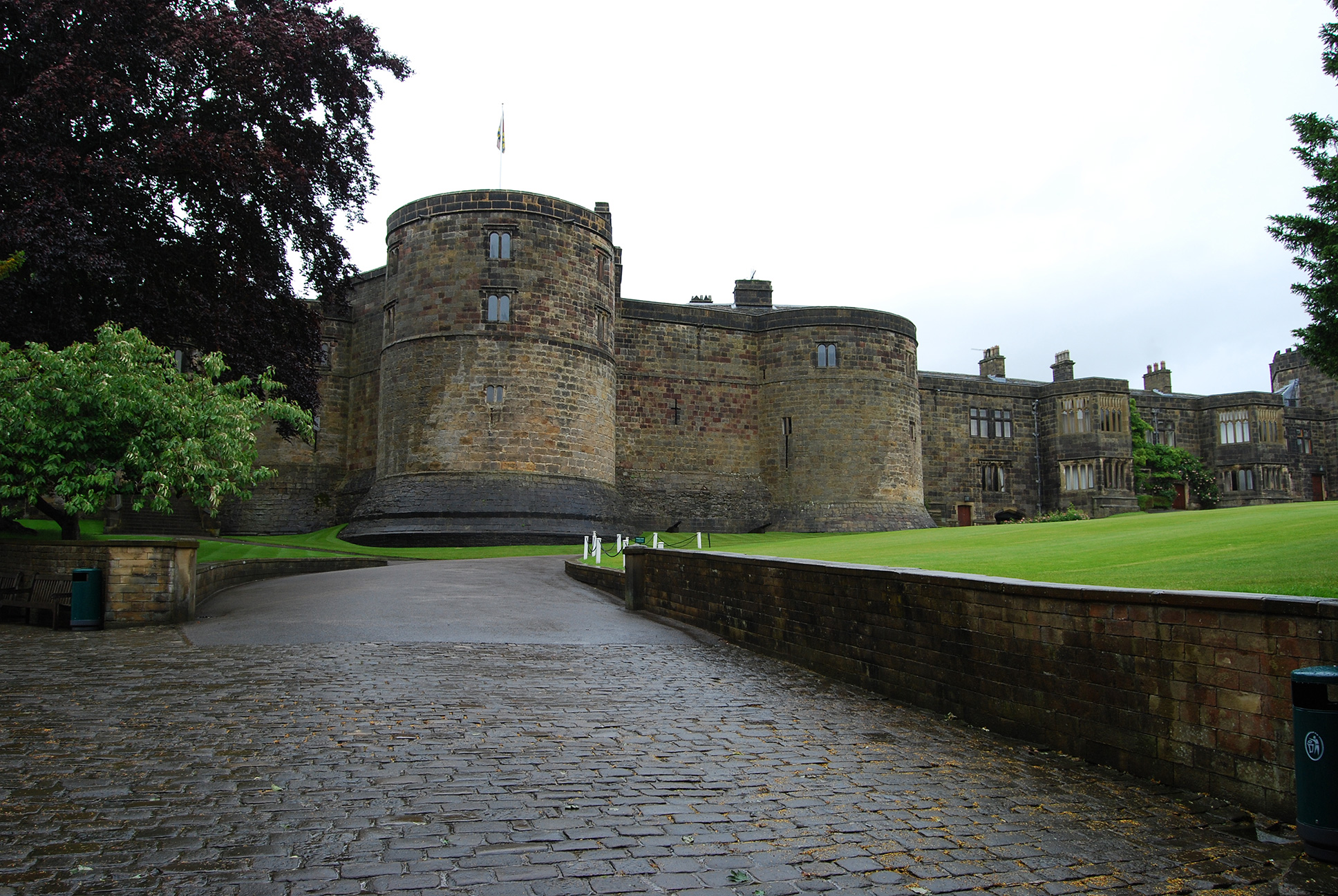 Great Castles Gallery Skipton Castle North Yorkshire