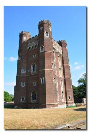 Tattershall Castle, Lincolnshire England
