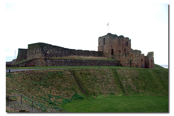 Tynemouth Castle, Tyne and Wear