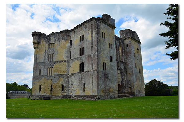 Old Wardour Castle, Wiltshire