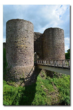 White Castle, Monmouthshire Wales