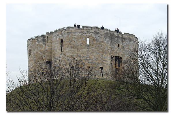 Clifford's Tower, North Yorkshire